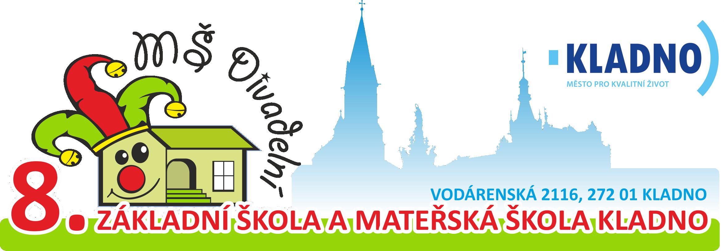 8. ZŠ Kladno Logo